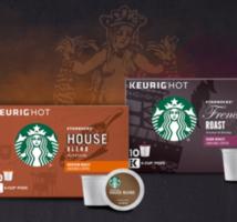 Starbucks Medium Roasts Sample K-Cup Pods
