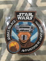 Star Wars Jabba's Palace Patch
