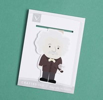 Einstein Jumbo Bookmark