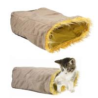 Kitten cuddle sack