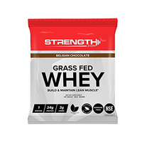 Catalyst by Strength Belgian Chocolate Grass Fed Whey Protein