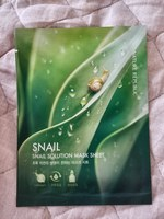 Snail solution Mask Sheet