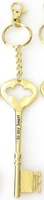 Jessica Elliott Key to my Heart in Gold