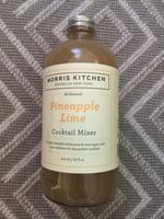 Morris Kitchen Pineapple Lime Cocktail Mixer
