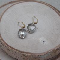 Dana Herbert Glass Earrings: Style: 147