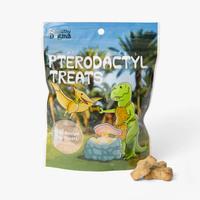 Healthy Dogma Pterodactyl Treats (Duck Recipe)