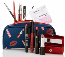 Haute Look Lips Makeup Bag (Just the Bag)