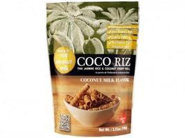 Coco Riz Jasmine Rice and Coconut Crispy Rolls