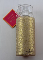Kate Spade Gold Water Bottle