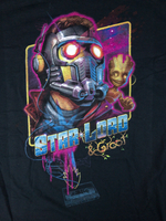 Guardians of the Galaxy Star Lord & Groot T-Shirt