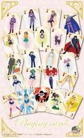 Sailor moon card deck