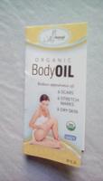 Wally's Natural Organic Body Oil
