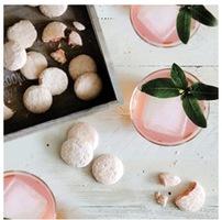 Byrd's Pink Lemonade Cookies