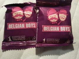 Belgian Boys Mini Choco Stroopwafel