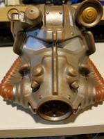FallOut 4: Power Armor Helmet Cointreau Bank