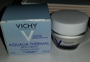 Vichy Aqualia Thermal Rich Cream