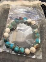 Ocean Inspired Beaded Bracelet