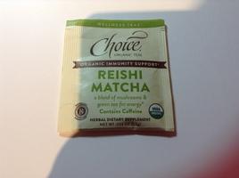 Choice Organic Teas Reishi Matcha