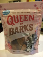 Queen of Barks Cheesy Dog Treats