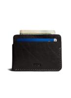 Kiko Leather Triple Pocket Card Case