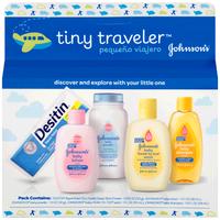 JOHNSON'S® Tiny Traveler® Baby Gift Set