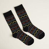 Keep It Simple Socks - Geometric