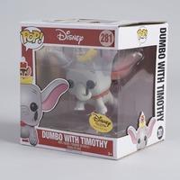 Funko Pop Disney 281 - Dumbo with Timothy, Disney Treasures Exclusive