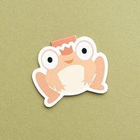 Frog Prince Bookmark