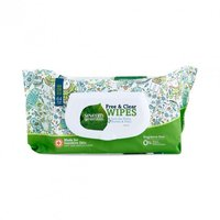 Seventh Generation Baby Wipes, Free and Clear
