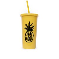 The Created Co. Stay Cool Lidded Tumbler