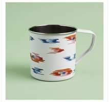Globein Enamel Travel Mug