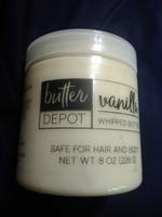 Butter Depot Vanilla Whipped Butter