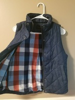 Be Cool Chambray Vest