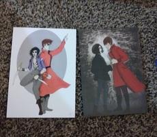 """""""A Darker Shade of Magic"""" Print Set"""