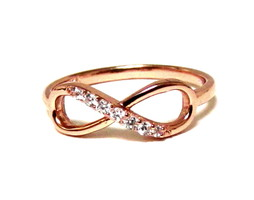 Roe Gold Infinity Ring
