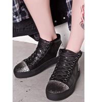 E8 by MIISTA black sneakers RV$120