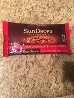 Sunspire SunDrops Milk Chocolate Candies