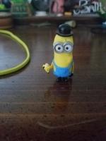 minion with banana