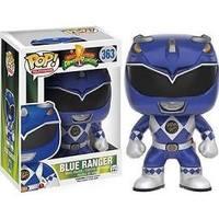 blue power ranger TV
