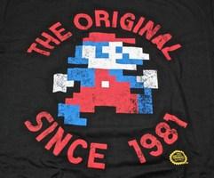 """Mario """"Jump Man"""" Donkey Kong Shirt"""