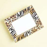 Halcyon Days Animal Print Trinket Tray – Value $350