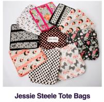 Jessie Steele tote bag