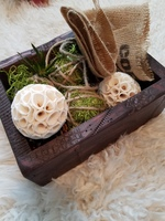 EcoFlower Rustic Home Decor