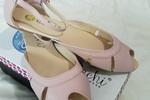 Machi Janina Flats in Pink sz 8.5