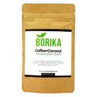 Borika Coffee Coconut Body Scrub