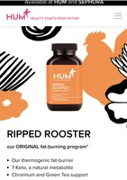 RIPPED ROOSTER our ORIGINAL fat-burning program*