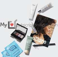 Allure Beauty Box –complete August box, unopened (6 items)