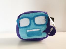 Nerd Block Cube Plush