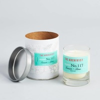 Greenmarket Alchivist Candle in Tomato & Lime
