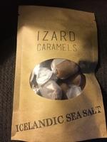 Izard Caramels/Izard Chocolates Icelandic Sea Salt Caramels